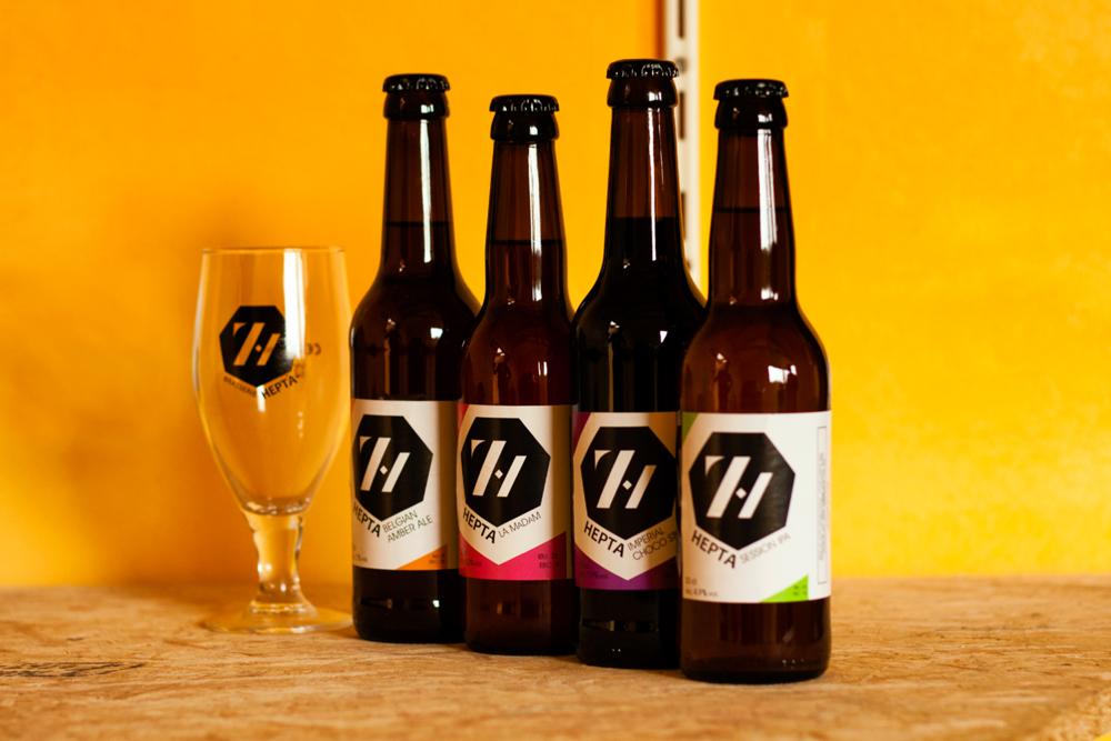 Bouteilles de bières