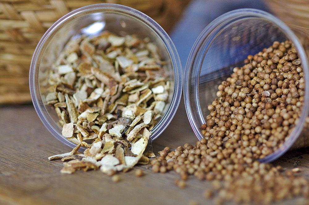 photo de grains d'orge