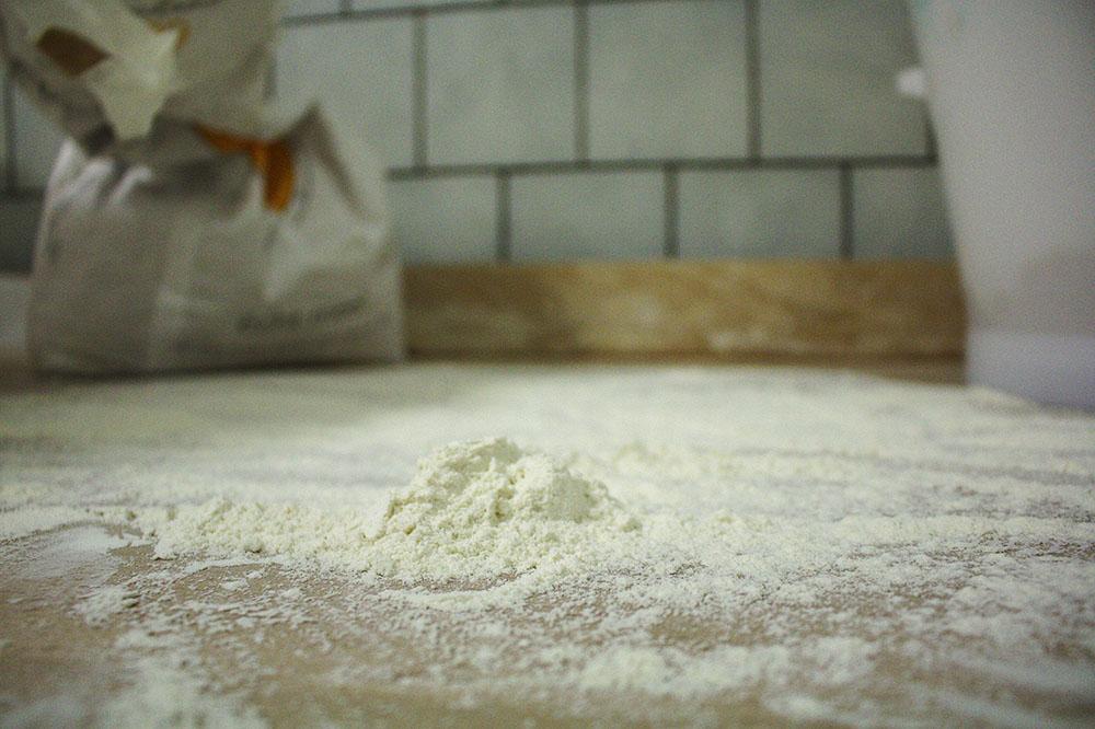 plan de travail du pain divin