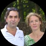 Marie-Catherine et Nicolas Le Hardÿ