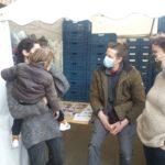 Rencontre au PR de Ciney : Vincent, boulanger du Fournil du Loup